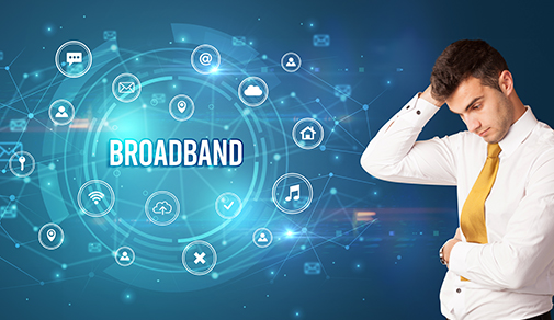 Advantages Of Internet Leased Lines Over Broadband