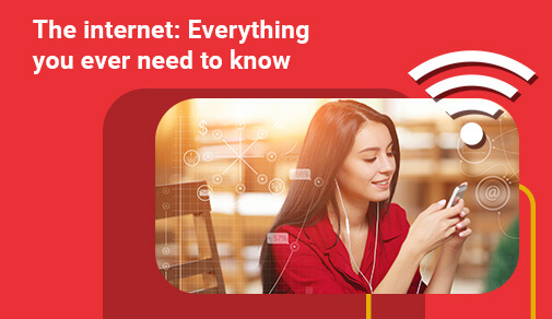 Everything About Internet
