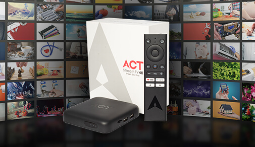 Top 8 Fun things to do with ACT Stream TV 4K