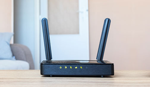 Modem vs. Router