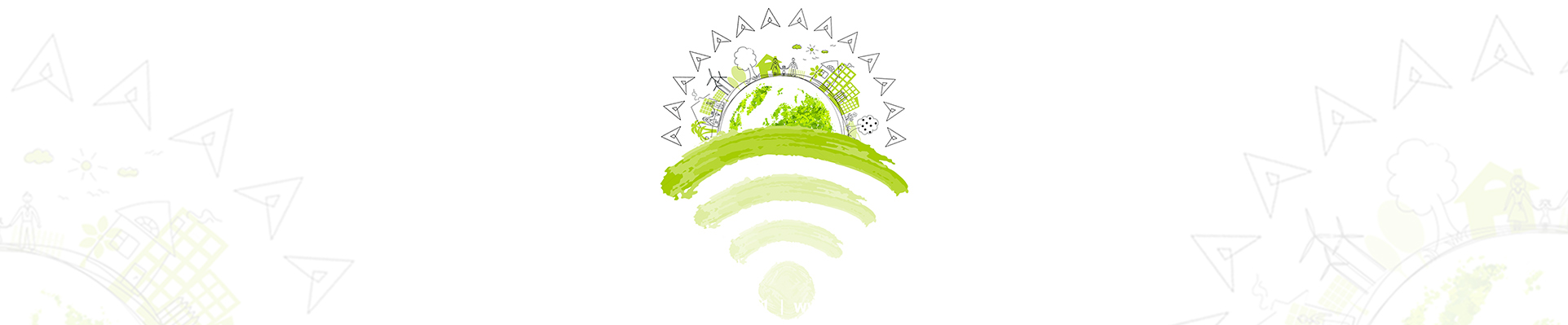 Environment Friendly Internet Solution