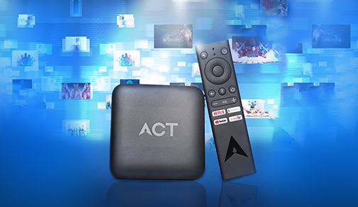 ACT Stream TV 4K - Here's How It Looks And Feels