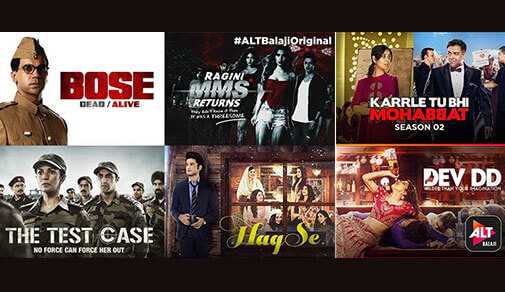 ALTBalaji: All Set to Rule India's Digital Entertainment Space